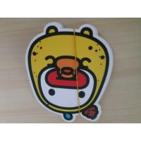 Cheap Carton Paper Custom Clothing Hang Tags Eco-Friendly With Permanent Adhesive for sale