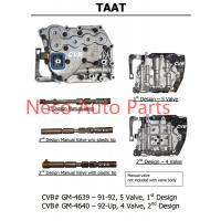 Cheap Auto transmission TAAT sdenoid valve body good quality used original parts for sale