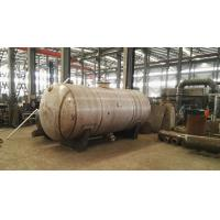 Quality Liquid / Air Storage Pressure Vessel Tank with Stainless Steel Carbon Steel wholesale