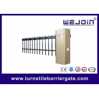 China High Speed Servo Motor Toll Gate Barrier Automatic Barrier Gate on sale