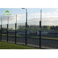 China Clearvu 358 Mesh FencingGreen / Blue For High Security Window Grilles on sale