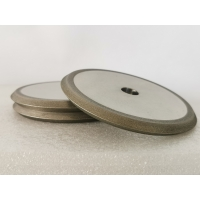 Buy cheap High Hardness Workpieces Round Cbn Abrasive Wheels from wholesalers