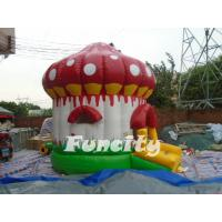 Buy cheap 3.5m diameter Moothroom Commercial use 0.55mm PVC Inflatable Bouncy House from Wholesalers