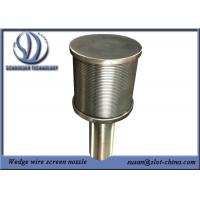 Cheap BSP End Fitting Wedge Wire Screen Filter Nozzle for sale