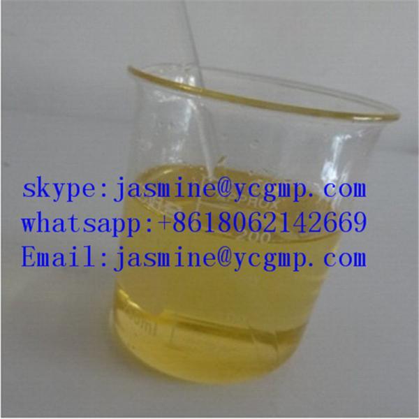 boldenone bloat