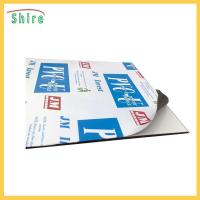 Cheap Aluminium Honeycomb Panel Surface Protection Film PE Foil Damage Proof for sale