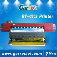 Cheap 3.2m new flex printing machine with high speed canvas printers for sale for sale