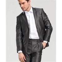 China 180 Worsted Fabric Viscose / Polyester men business dress suit for men on sale