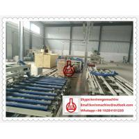 China Fiber Cement Board Sheet Forming Machine for House Building / Partition Board on sale