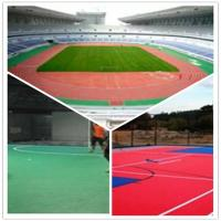 Cheap 3W Outdoor Football Court / Suspend Interlocking / Pvc flooring for sale