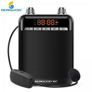 Cheap Digital Personal UHF Wireless Microphone Headset Handheld Professional Megaphone Set MIC Voice Amplifier Loud Speaker for sale