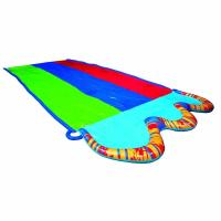 Cheap PVC Inflatable Water Slides 58 Inch Wide Surfboard Summer Outdoor Entertainment for sale