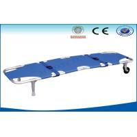 Cheap Mobile Ambulance Stretcher Trolley For Hospital Patient Rescue for sale
