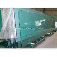 Cheap 6.38mm Decorative Laminated Glass Offers Multi-color , Euro Grey Float Tempered Glass wholesale
