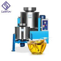 Cheap Multi Function Deep Fryer Oil Filter Machine Centrifugal Heating 3kw Power for sale