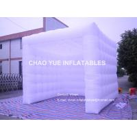 Cheap Mini Portable Inflatable Air Tent Blow Up Cube For Business Advertising for sale