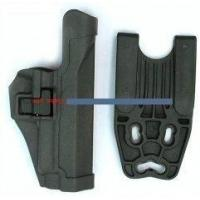 China Tactical Riot Police Gear Thumb Break Holster P226 With Button Lock on sale