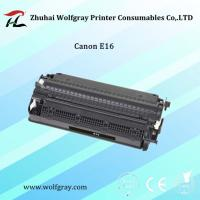 Cheap Compatible for Canon E16 toner cartridge for sale