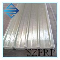 Cheap Transparent Corrugated Roofing Sheet for sale