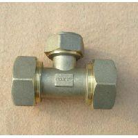 Buy cheap Tee Compression Fitting from wholesalers