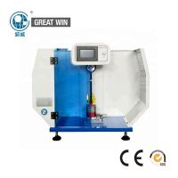 Quality Beam Toughness Impact Testing Machine With Imported Omron Encoder GW - 060 wholesale