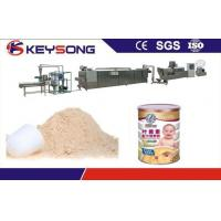 Buy cheap Nutritional Powder Baby Powder Food Making Machine Instant Powder Extruder from wholesalers