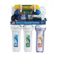 Buy cheap Auto Flush 7 Stage Reverse Osmosis Water Purification System , Ro Water System For Home from wholesalers