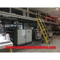 Cheap 3/5 Ply 1800MM Corrugated Cardboard Production Line For Cardboard Making for sale