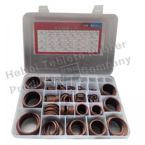 China O-rings Kit  O ring  Box , FKM Material ,Resistant High Temperature on sale