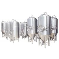 Cheap Beer Brew Kettle Stainless Steel 25 Gallon Conical Beer Fermenter for sale
