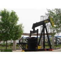 Cheap Conventional Walking Beam Pumping Units , API 11E Standard Oil Field Pumping Units for sale