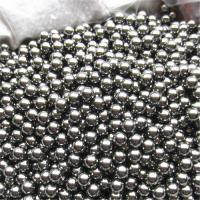 Cheap Different Size Tungsten Ball Bearings High Hardness Cemented Carbide Parts for sale