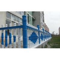 Cheap Concrete art fence machine for sale