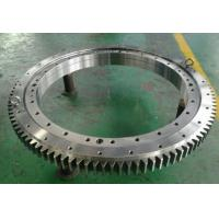 Cheap China slewing bearing manufacturer supplier wind turbine power slewing ring for sale