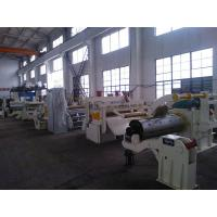 China HRC Automatic Steel Slitting Machine For Stainless Steel , Galvanized ZJX-3X1600 on sale