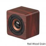 Cheap Wooden Mini Wireless Bluetooth Speaker Portable Gift Innovative Small Notebook Speaker Socket Mini Speaker Bass Sound for sale