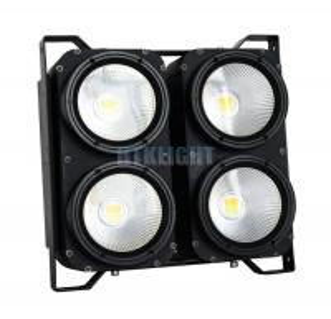 Cheap White Audience Matrix Blinder Led Light 4x100W 3200K / 5600K Color Temperature for sale