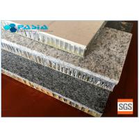 Buy cheap Durable Honeycomb Stone Panels 25mm Thickness Marble Flat Board 10 Years from wholesalers