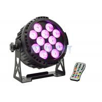 Quality Wedding 6/10CH Battery LED Par With 15 Degree Beam Angle Flicker - Free wholesale