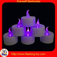 Cheap color changing candle for sale