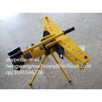 Cheap portable multi-function hydraulic pipe bender/china pipe bender/manual pipe bending/ Tube bending machines for sale