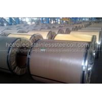 Buy cheap Custom Thin Stainless Steel Sheet 2mm 3mm SS Coil 309 , 310S , 321 Grade from wholesalers