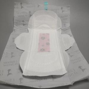China Ultra Thin Cotton Sanitary Napkin on sale