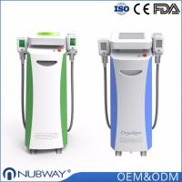 Cheap 2017 best results -15 centigrade cryolipolysis slimming machine with 2 cryo handles that can work together for sale