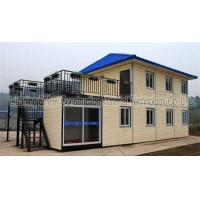 Cheap Portable Warehouse Steel Structure House Low Cost Container Homes 20Ft for sale