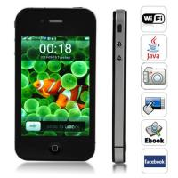 China 4G+++ 3.5 Inch Dual SIM Quad Band Dual Camera Touch Screen Phone on sale