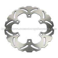 Cheap 240mm Motorcycle Brake Disc Rotor For Front Left / Right Position for sale