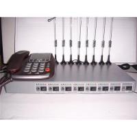 Cheap 8 ports GSM FWT with Auto IMEI changer for 32 sims and rotation for sale