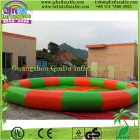 China Above Ground Portable Swim Pool Inflatable Pool for sale on sale