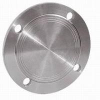 Buy cheap BS4504 Blind Stainless Steel Flange For Shipbuilding Sectors Piping Systems from wholesalers